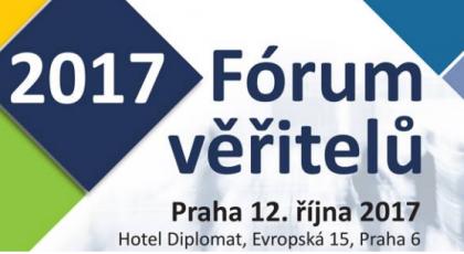 Zúčastnili jsme se akce: Fórum věřitelů 2017